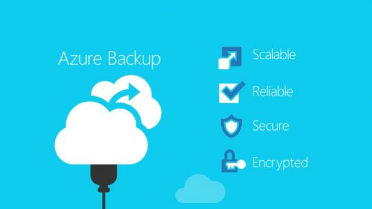 azure backup features